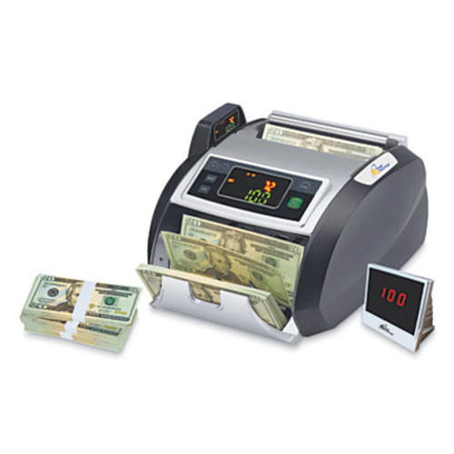Digital Bill Counter with Counterfeit Detection