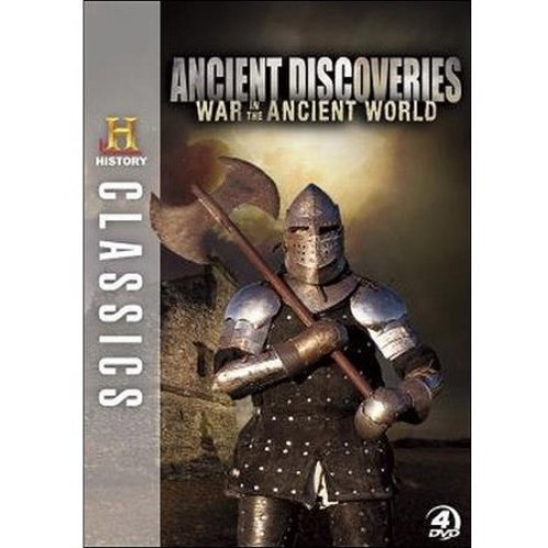 History Classics: Ancient Discoveries - War in the Ancient World [4 Discs] [DVD]