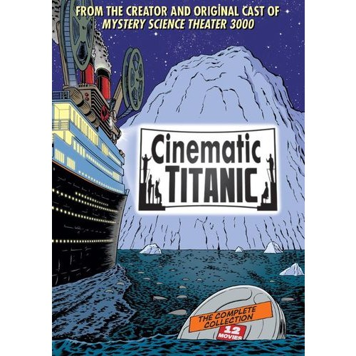Cinematic Titanic: The Complete Collection [6 Discs] [DVD]