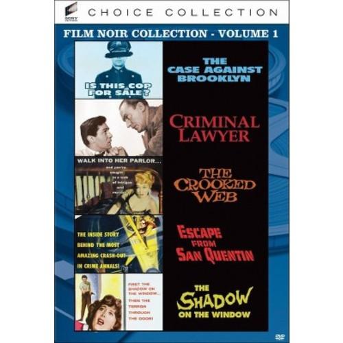 Film Noir Collection, Vol. 1 [5 Discs]