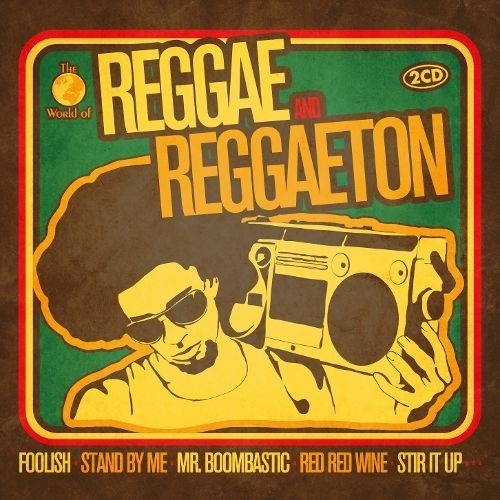 Reggae & Reggaeton [CD]