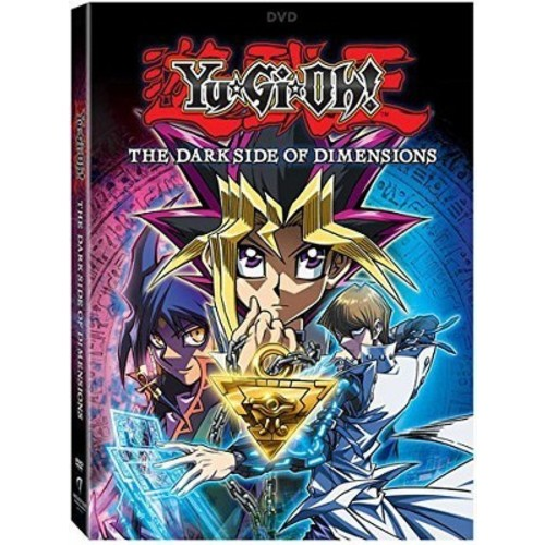 Yu-Gi-Oh: Dark Side of Dimensions [DVD]