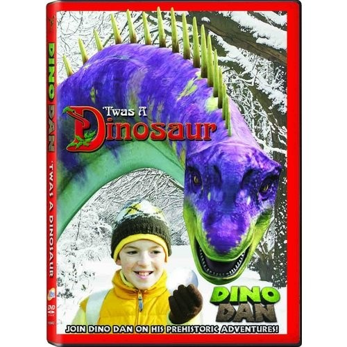 Dino Dan: 'Twas a Dinosaur [DVD]