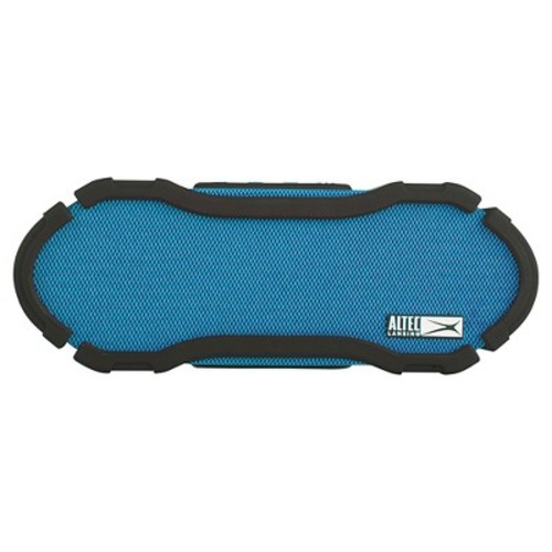 Altec Lansing Omni Mini Waterproof Bluetooth Speaker with Omni Directional Sound IMW458CB-TA - Cobalt Blue
