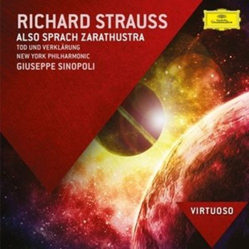 Richard Strauss: Also sprach Zarathustra [CD]