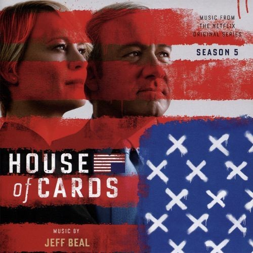 House of Cards: Season 5 [Music from the Netflix Original Series] [CD]