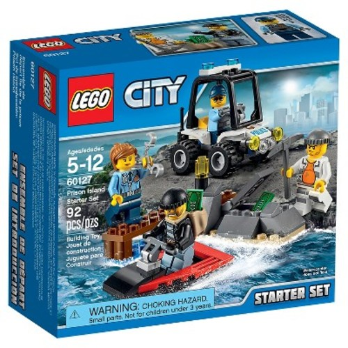 LEGO City Police Prison Starter Set 60127