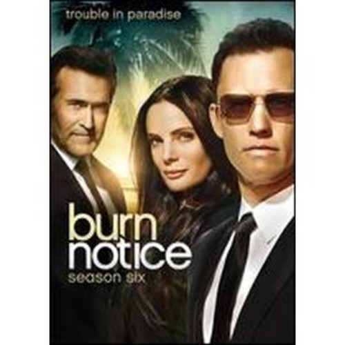 Burn Notice: Season Six (Widescreen)
