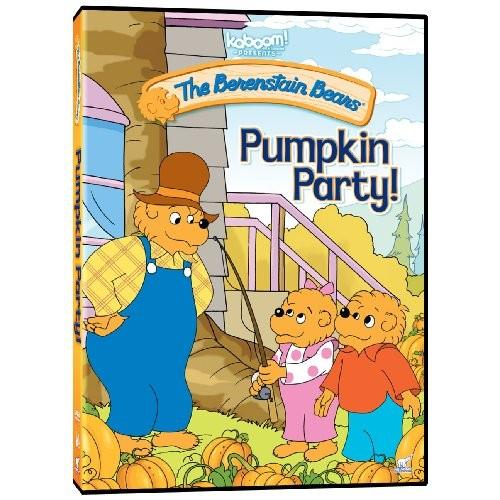 Berenstain Bears, the - Pumpkin Party