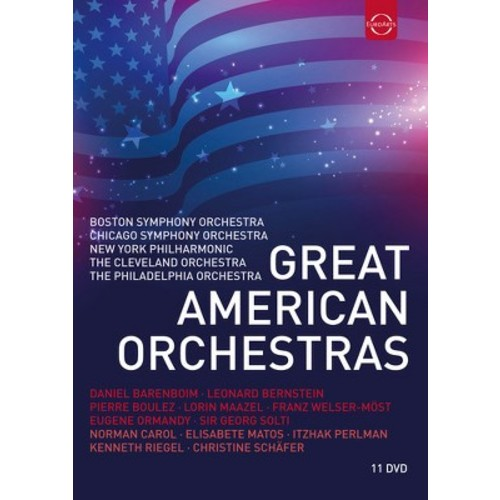 Great American Orchestras (DVD)