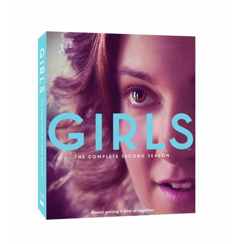 Girls: The Complete Second Season [3 Discs] [Blu-ray/DVD]