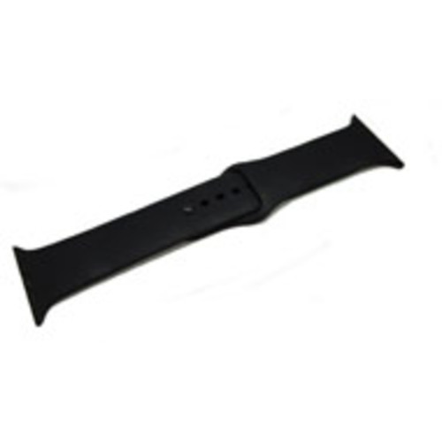 Apple Watch Band 42mm Black (Sport Style) - Large [Pre-Owned]