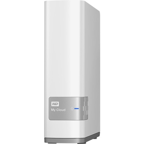 WD 2TB My Cloud Personal Network Attached Storage - NAS : WDBCTL0020HWT-NESN