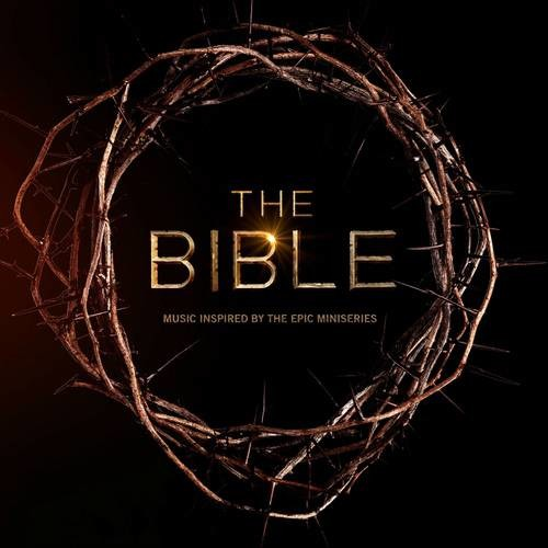Bible:inspired By The Epic Mini Serie CD (2015)