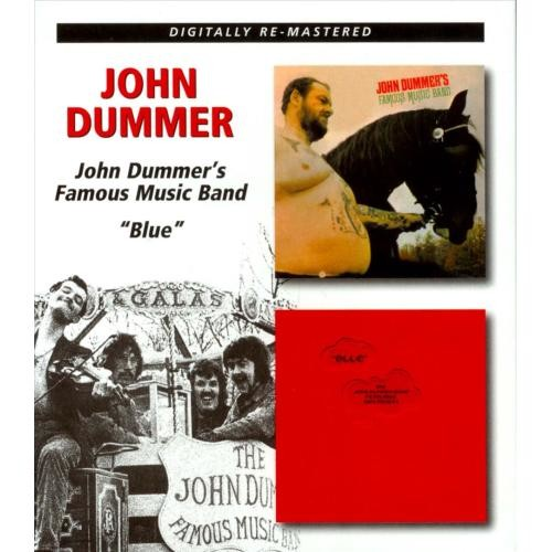 John Dummer's Famous Music Band/Blue [CD]