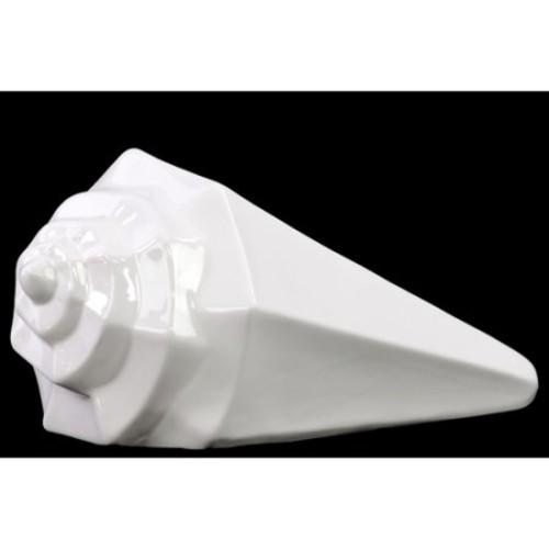 Ceramic Geometric Conch Seashell Flower Pot
