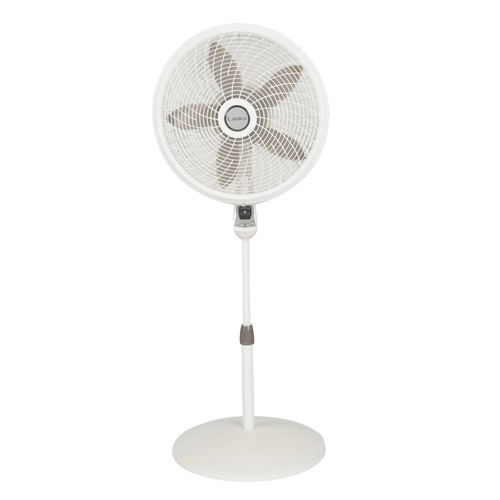 Lasko 1885 Cyclone Pedestal Fan with remote control [1-Pack]