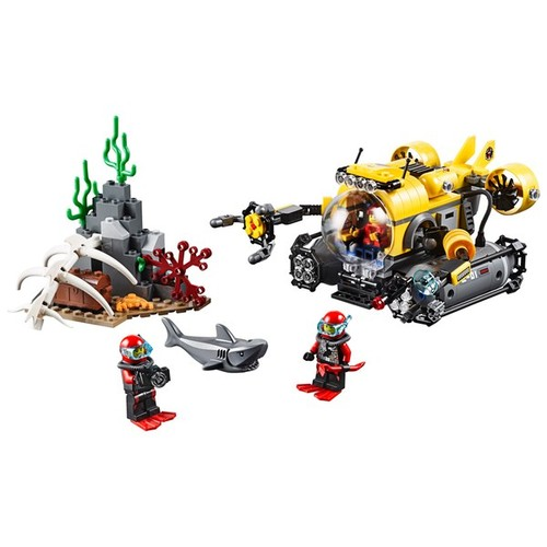 LEGO City: Deep Sea Submarine (60092)