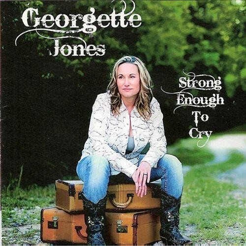 Strong Enough to Cry [CD]