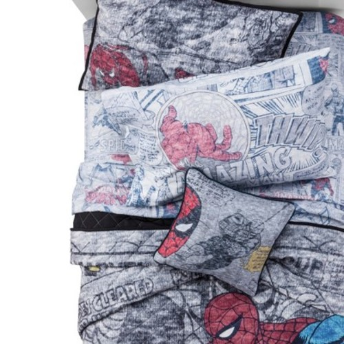 Spider-Man Hero Quilt Set