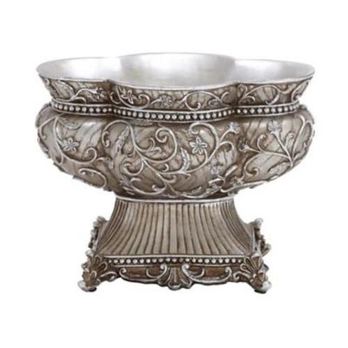 ORE Furniture Polystone Decorative Decorative Bowl