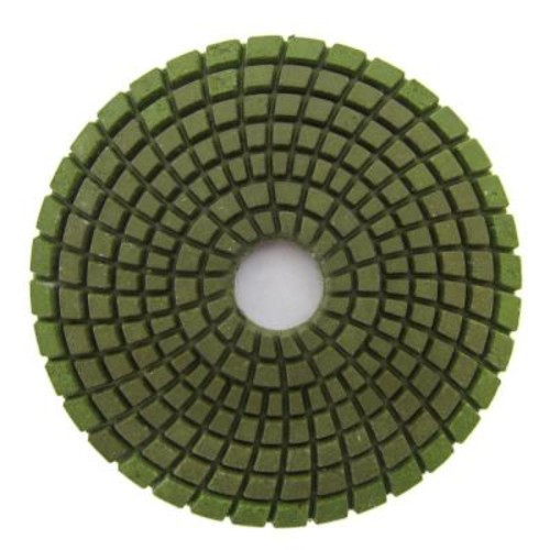 Archer USA 4 in. #3000 Grit Wet Diamond Polishing Pad for Stone