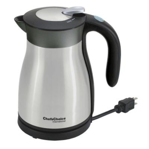 Chef'sChoice 6-Cup Electric Kettle