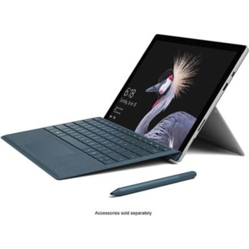 Refurbished Microsoft Surface Pro 12.3 Multi-touch, 7th-generation Intel Core i5, 128GB SSD, Windows 10 Pro