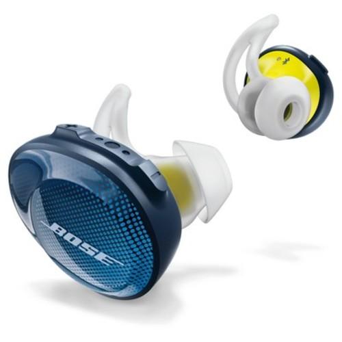 Bose - SoundSport Free wireless headphones - Black