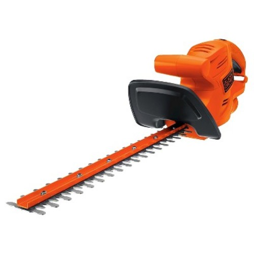 BLACK+DECKER 17 in. 3.2-Amp Corded Electric Hedge Trimmer