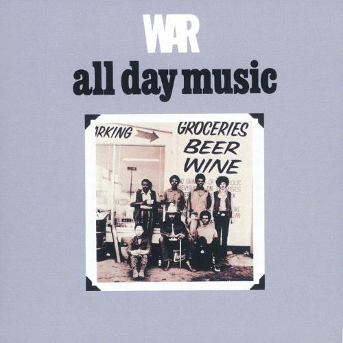 All Day Music [CD]