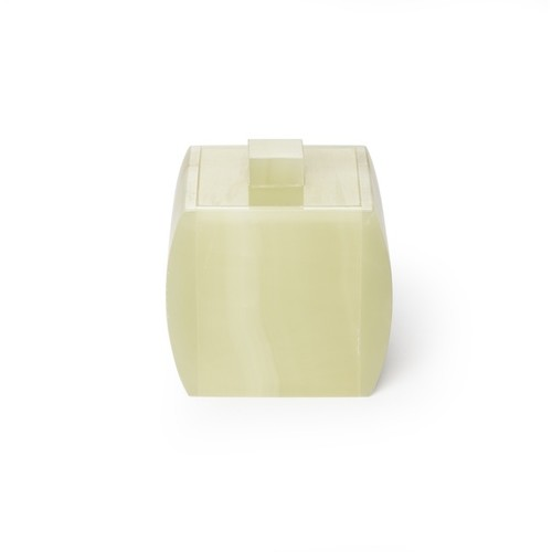 Roselli Trading Company Bathroom Accessories Onyx Canister