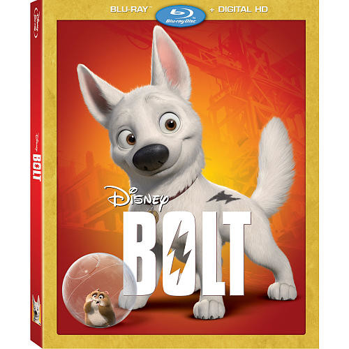 Disney Bolt Blu-Ray Combo Pack (Blu-Ray/Digital HD)