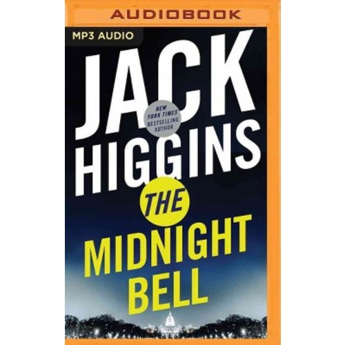 Midnight Bell (MP3-CD) (Jack Higgins)