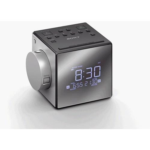 Sony ICF-C1PJ Projection Clock Radio-Nature Sound