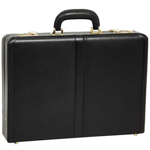 McKlein Reagan Leather Attache Case