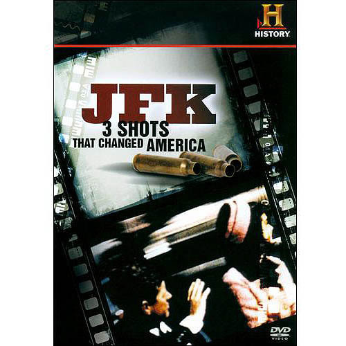JFK: 3 Shots That Changed America [DVD]