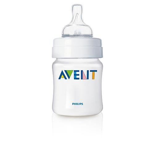 Avent Philips 9 Ounce BPA Free Classic Polypropylene Bottle
