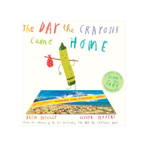 The Day the Crayons Came Home by Penguin Books