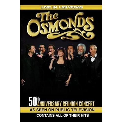 The Osmonds - Live in Las Vegas 50th Anniversary Reunion Concert