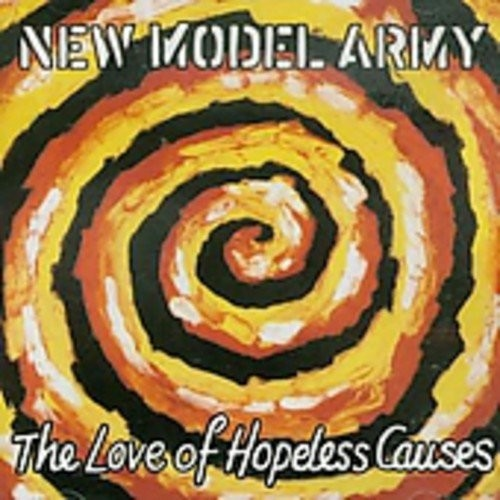 The Love of Hopeless Causes [CD]