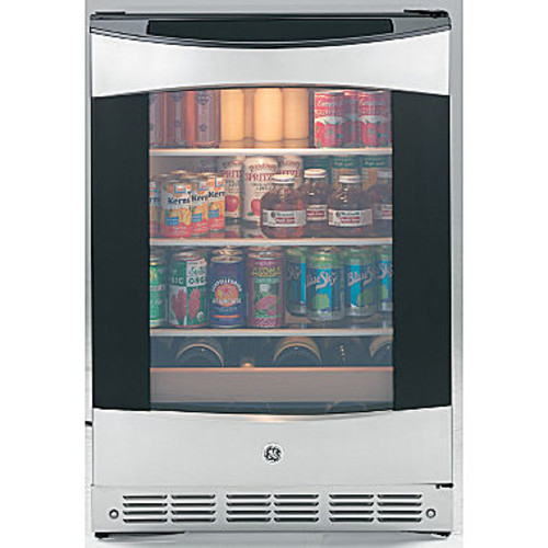 GE PCR06BATSS Profile Series Beverage Center