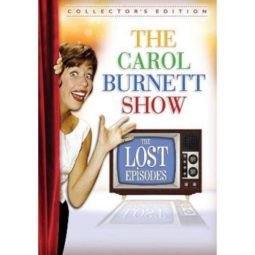 The Carol Burnett Show: The Lost Episodes [6 Discs]