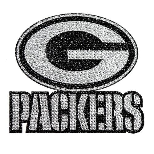 Green Bay Packers Bling Emblem