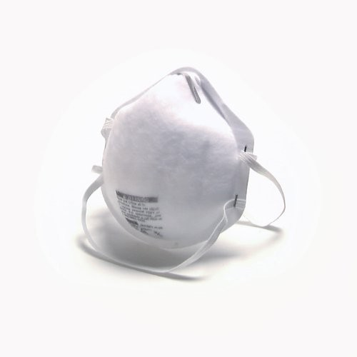 Safety Works 10102481 Respirator N-95 Harmful Dust, 20-Pack