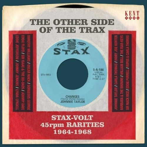 The Other Side of the Trax: Stax-Volt 45rpm Rarities 1964-1968 [CD]