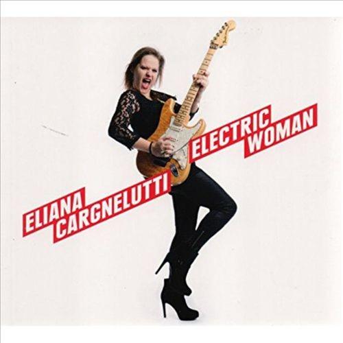 Electric Woman [CD]