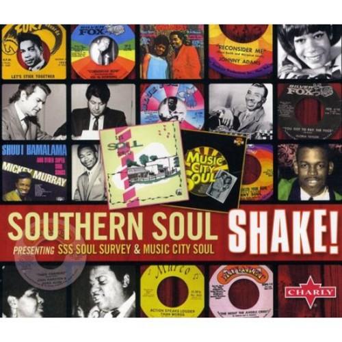 Southern Soul Shake! [CD]