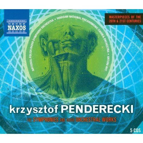 Penderecki: Symphonies & Other Orchestral Works [CD]