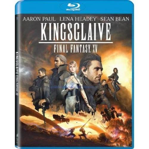 Final Fantasy XV Kingsglaive (Blu-ray)